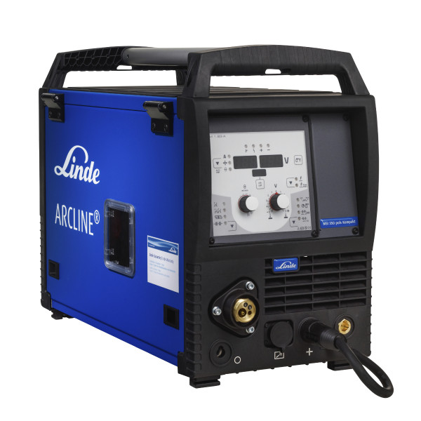 LINDE ARCLINE MSI 350 puls Kompakt (wassergekühlt) inkl. LINDE ARCLINE Cool 3 und 4m Schlauchpaket