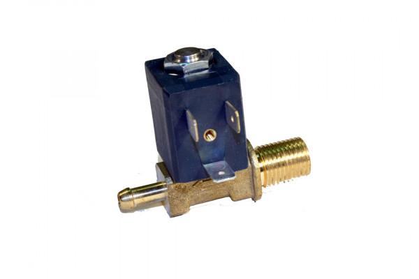 """Magnetventil Ceme Typ 5541, 24 Volt DC, Gasanschluss und Tülle, 6mm, 1/4"""" rechts"""