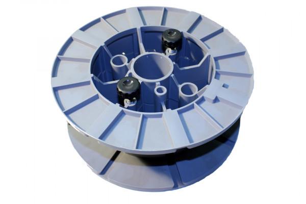 Spulenadapter, grau, Industrieadapter, höchste Qualität