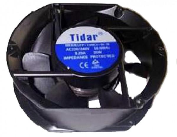 Ventilator Import, 230 Volt, 150x172x38mm