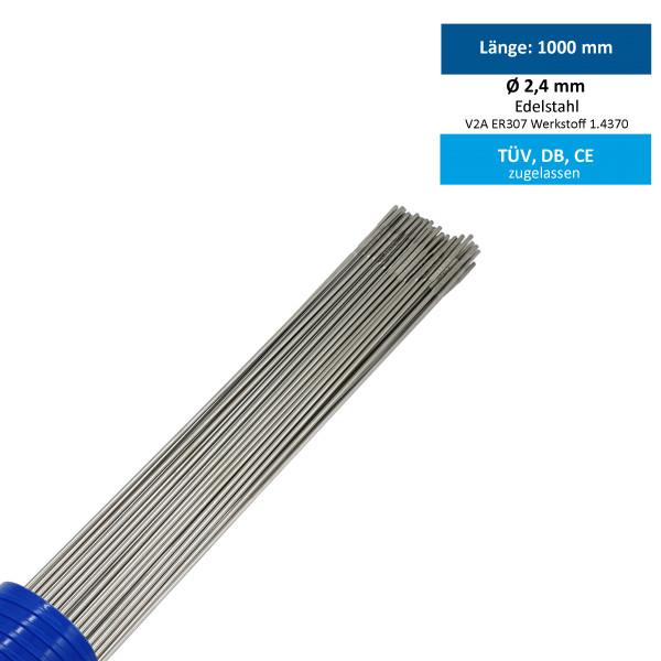 WIG-Schweißstab 307LSi Edelstahl 2,4mm