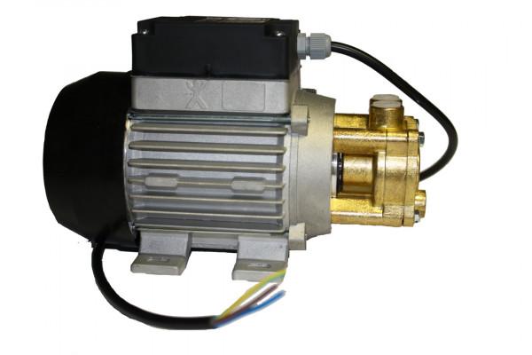 Ceme Wasserpume, 230 Volt, flacher Kasten, Kondensator lose, Messingkopf, MTP 600