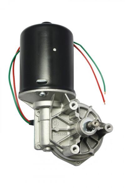 Drahtvorschubmotor, 42 Volt, Ausführung: kurz, Pos. rechts