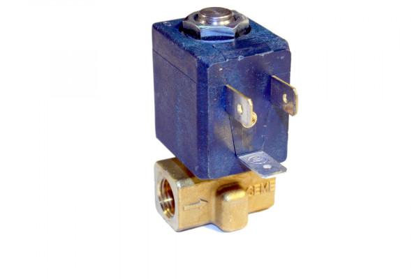 """Magnetventil Ceme Typ 5537-1/8"""", 24 Volt DC, Innengewinde 1/8"""" rechts"""