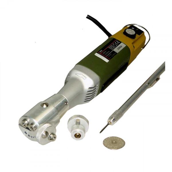 Elektrodenschleifgerät Power Pointer Standart, ohne Winkelverstellung, 220 Volt