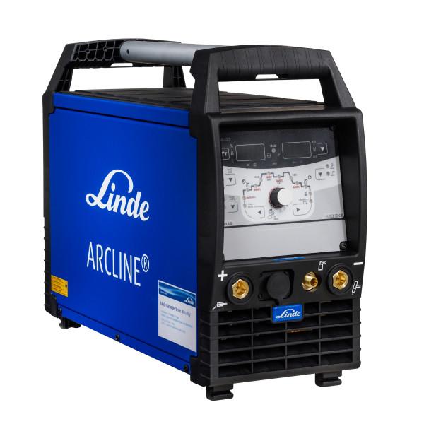 LINDE ARCLINE TPL 230 puls DC (gasgekühlt) inkl. 4m Schlauchpaket und Zubehör
