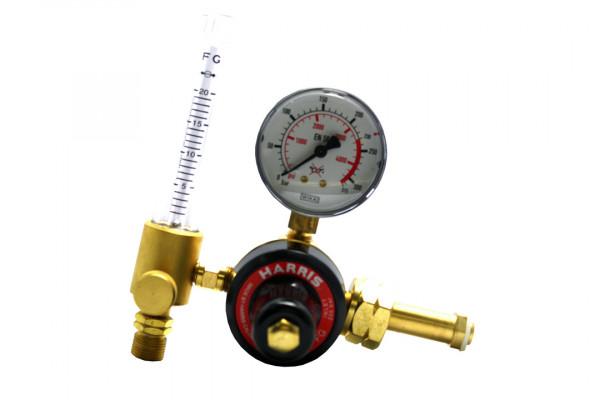 Druckminderer Formiergas 200bar 0-20 l/min