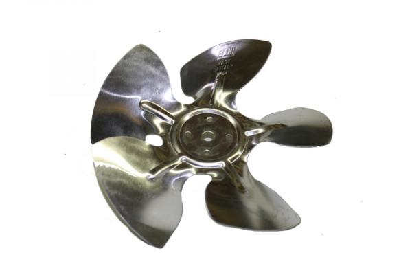 Ceme Aluminium Lüfterrad, 150mm, drückend