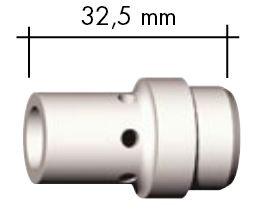 Gasverteiler weiß Standard 32,5 mm